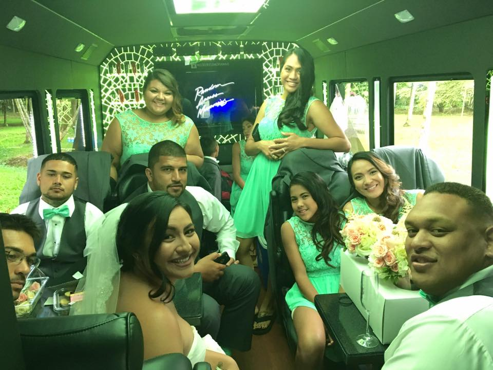 Hawaii Wedding Limo Service